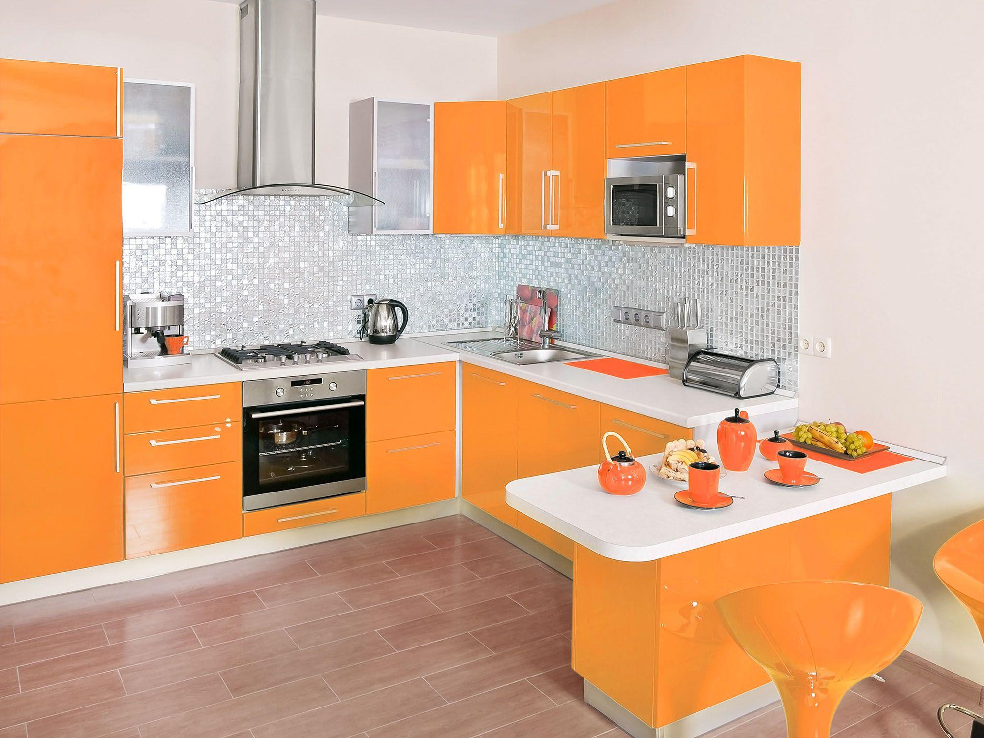 اهمیت انتخاب رنگ کابینت آشپزخانه